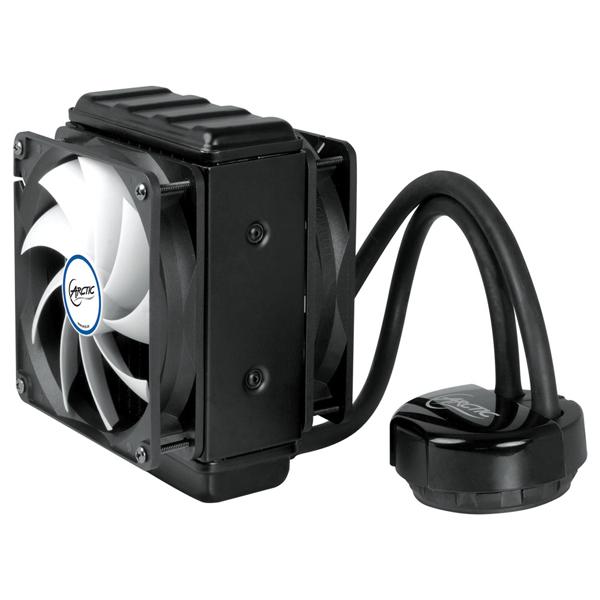 Sistem de racire cu lichid ARCTIC Liquid Freezer 120, 2 x 120mm, 4pin