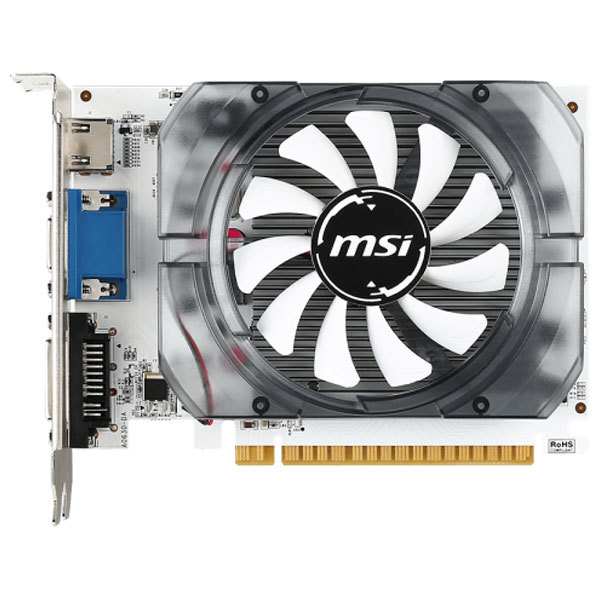 Placa video MSI nVidia GeForce GT 730, N730-4GD3V2, 4GB DDR3, 128bit