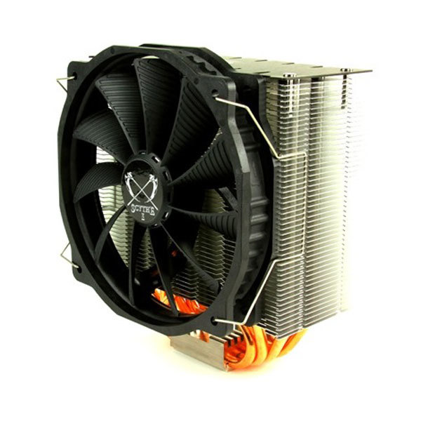 Cooler procesor SCYTHE Ashura, 1 x 140mm, SCASR-1000