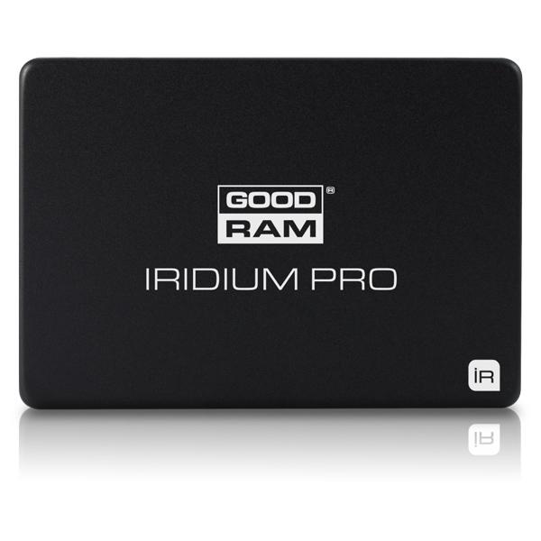 Solid-State Drive GOODRAM Iridium PRO 480GB, SATA3, SSDPR-IRIDPRO-480