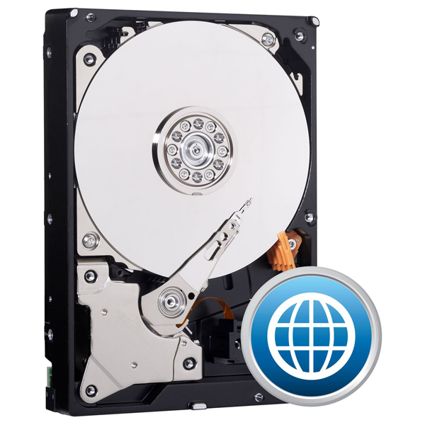 Hard Disk desktop WESTERN DIGITAL Caviar Blue, 1000GB, 7200 RPM, SATA 3, 64MB, WD10EZEX