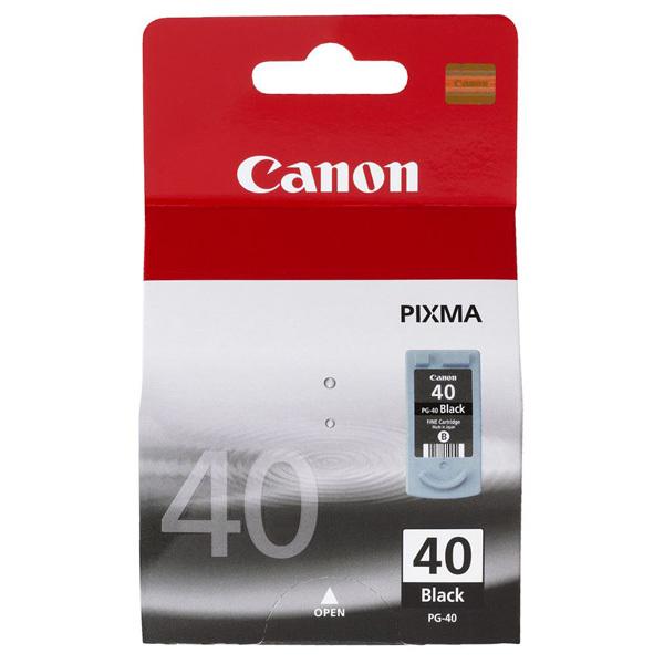 Cartus CANON PG 40, negru