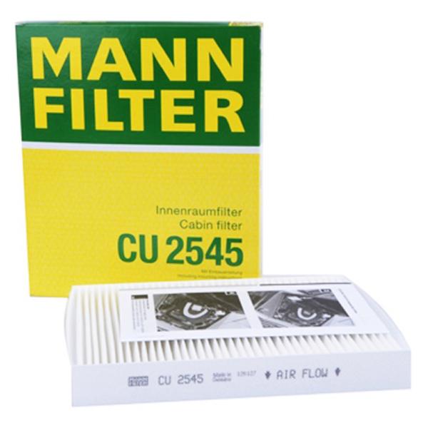 Filtru habitaclu MANN CU2545 pentru Audi A2