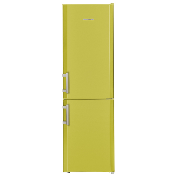 Combina frigorifica LIEBHERR CUag 3311, SmartFrost, 294 l, H 181 cm, Clasa A++, verde avocado