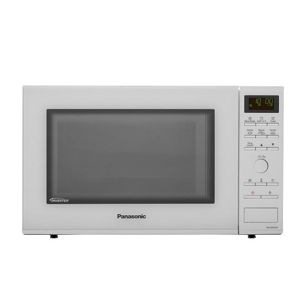 Cuptor cu microunde PANASONIC NN-GD452WEPG, 31l, 1000W, grill, Inverter, digital, gri