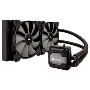 Cooler CPU Corsair Hydro Series H110i, 2 x 140mm, CW-9060026-WW