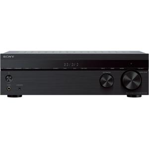 Receiver AV SONY STR-DH590, 5.2, 5 x 145 W, Hi-Res, 4K HDR, 3D, negru