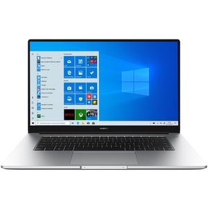 "Laptop HUAWEI MateBook D 15, AMD Ryzen 5-3500U pana la 3.7GHz, 15.6"" Full HD, 8GB, SSD 256GB, AMD Radeon Vega 8 Graphics, Windows 10 Home, argintiu"
