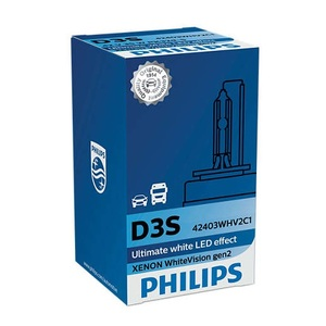 Bec Xenon PHILIPS D3S WhiteVision gen2