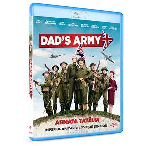 Armata tatalui Blu-ray