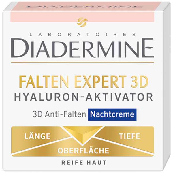 Crema de noapte DIADERMINE Falten Expert 3D, 50ml