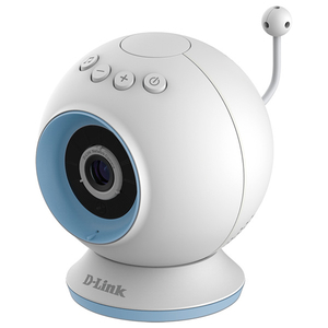 Camera supraveghere D-LINK  EyeOn Baby Monitor DCS-825L, alb