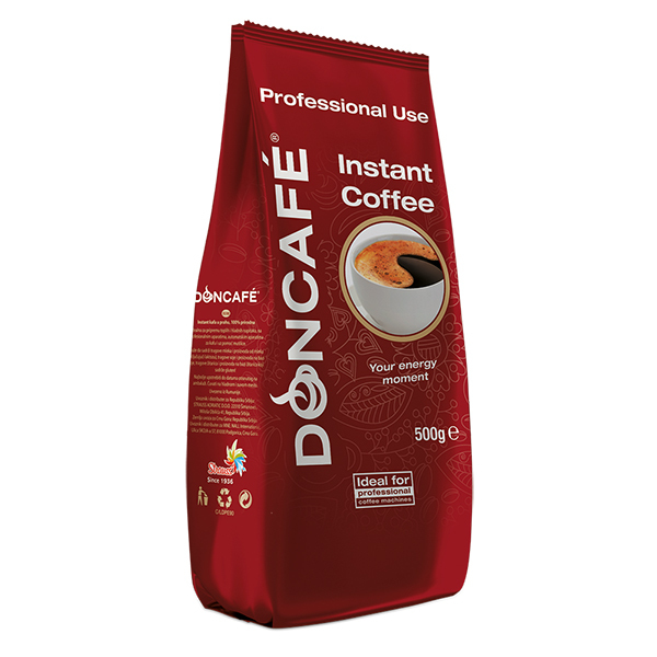 Cafea instant DONCAFE, 500gr