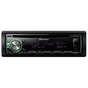 Radio CD auto PIONEER DEH-X3800UI, 4x50W, USB, iluminare multicolor
