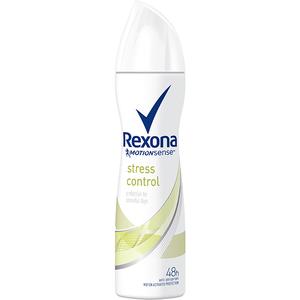 Deodorant spray antiperspirant REXONA Stress Control, pentru femei, 150ml