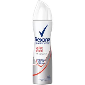 Deodorant spray antiperspirant REXONA Active Shield Fresh, pentru femei, 150ml