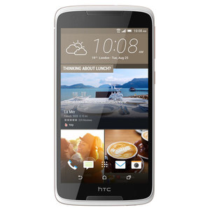 "Telefon HTC Desire 828, 5.5"", 13MP, 2GB RAM, 16GB, Octa Core, 4G, Pearl White"