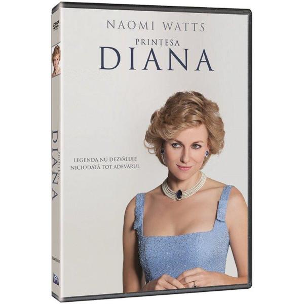 Printesa Diana DVD