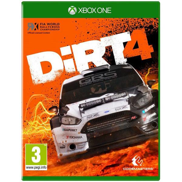 DiRT 4 Xbox One
