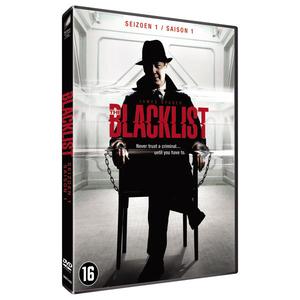 Blacklist Sezonul 1 - 6 DVD