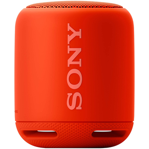 Boxa portabila SONY SRSXB10R, Bluetooth, Wireless, NFC, Extra Bass, Waterproof, Rosu