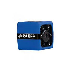 Camera supraveghere MEDIASHOP Panta Pocket, HD 720p, IR, Night Vision, albastru