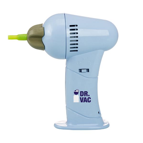 Aparat electric de curatat urechile MEDIASHOP Dr.Vac