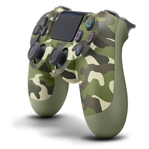 Controller wireless SONY PlayStation DualShock 4 V2, Green Camouflage