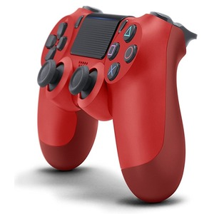 Controller wireless SONY PlayStation DualShock 4 V2, Magma Red