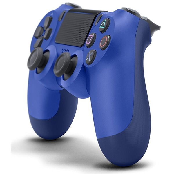 Controller wireless SONY PlayStation DualShock 4 V2, Wave Blue