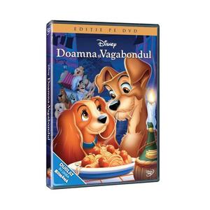Doamna si Vagabondul DVD