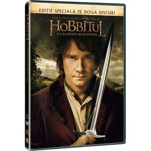 Hobbitul - O calatorie neasteptata DVD