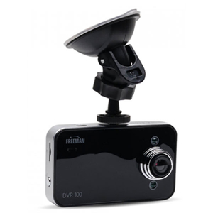 "Camera video auto FREEMAN DVR 100, 2.4"", HD, negru"
