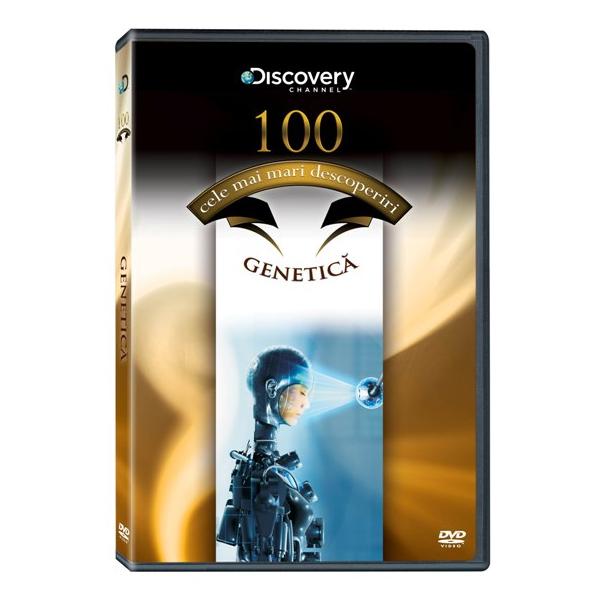 100 cele mai mari descoperiri - Genetica DVD