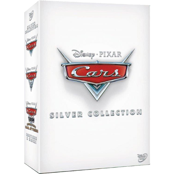 Cars Silver Collection (3 DVD)
