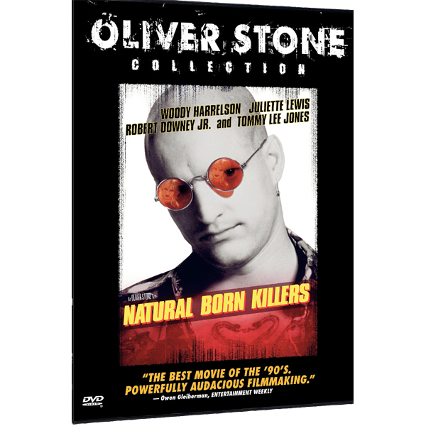 Natural Born Killers DVD