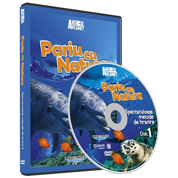 Pariu cu natura 1 DVD
