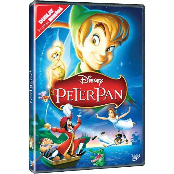 Peter Pan - Editie speciala DVD