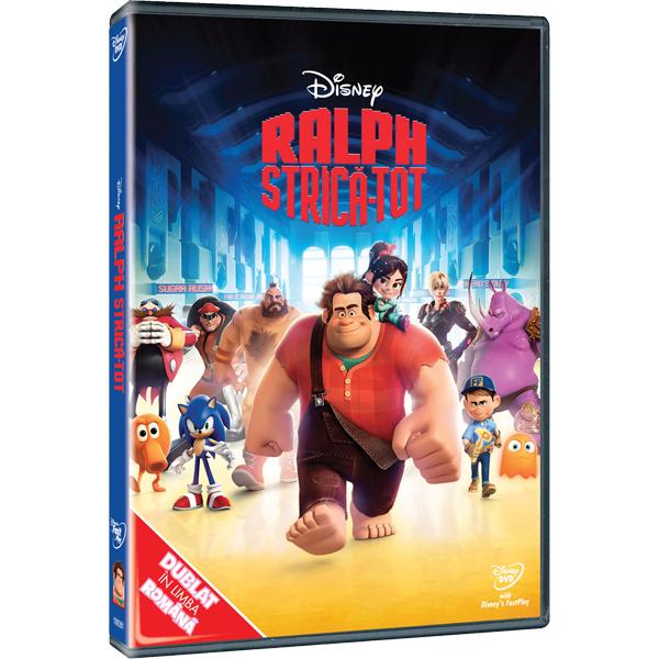 Ralph Strica-Tot DVD