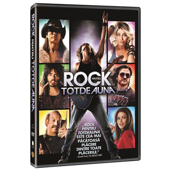 Rock pentru totdeauna DVD