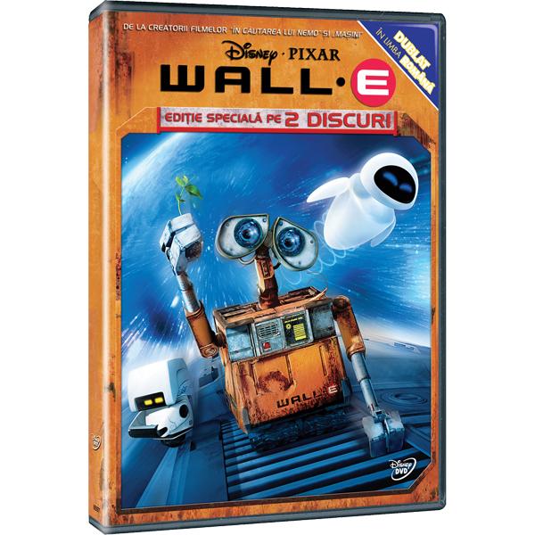 Wall-E - Editie Speciala DVD