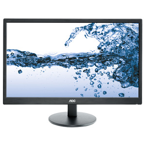 "Monitor LED TN AOC e2270Swn, 21.5"", Full HD, 60Hz, negru"