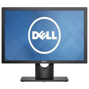 "Monitor LED IPS DELL E2417H, 24"", Full HD, 60Hz, negru"