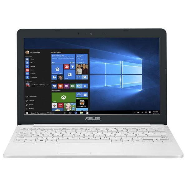 "Laptop ASUS E203NA-FD017T, Intel® Celeron® N3350 pana la 2.4GHz, 11.6"", 4GB, eMMC 32GB, Intel® HD Graphics 500, Windows 10"