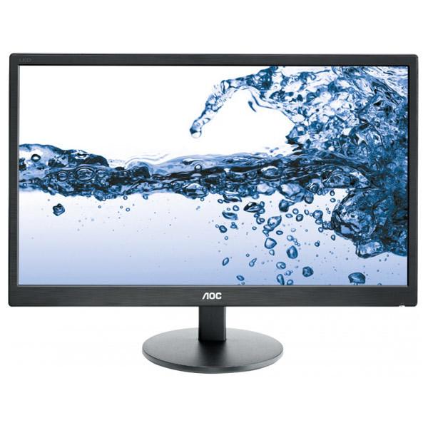 "Monitor LED TN AOC E2270SWHN, 21.5"", Full HD, 60Hz, negru"
