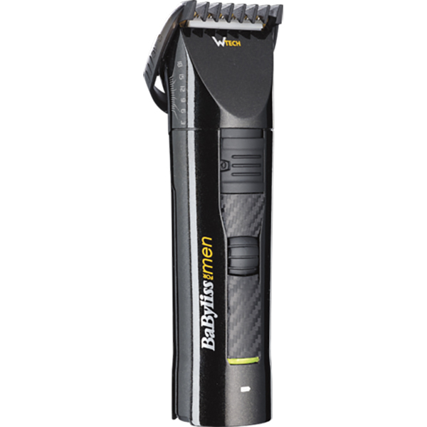 Hair BABYLISS Clipper W-Tech E751E, 45min autonomie, 3-36 mm, negru