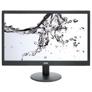 "Monitor LED TN AOC e970Swn, 18.5"", 60Hz, negru"