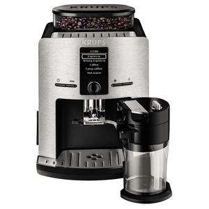 Espressor automat KRUPS Espresseria EA829D, 1.7l, 1450W, 15 bari, argintiu-negru