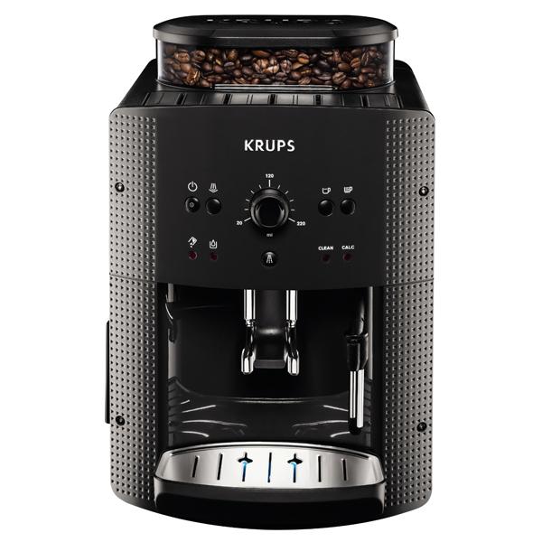 Espressor automat KRUPS Espresseria EA810B70, 1.7l, 1400W, 15 bari, negru