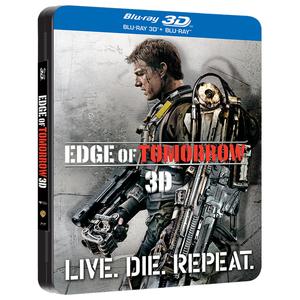 Prizonier in timp Blu-ray 3D SteelBook